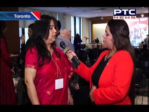 Business Symposium, India Canada Economic Relations in Toronto