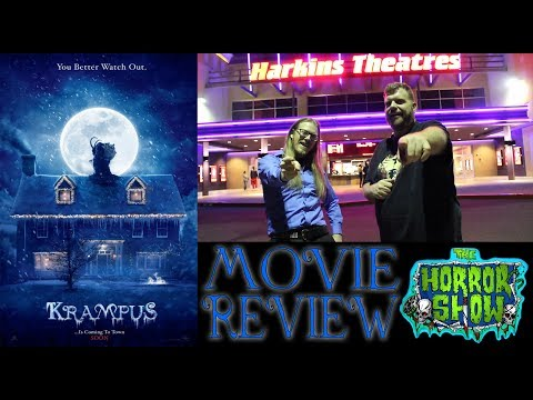 """Krampus"" 2015 Horror Movie Review – RE-UPLOAD – The Horror Show"