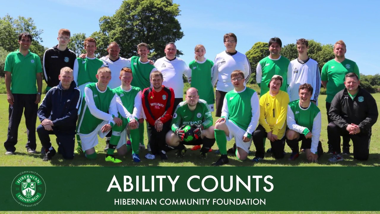 Hibs Disability Programme Video