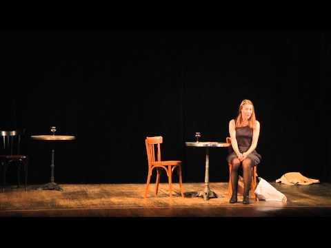 La peau d'Elisa - Laurence Pollet-Villard (Cie Le Grenier de Babouchka)