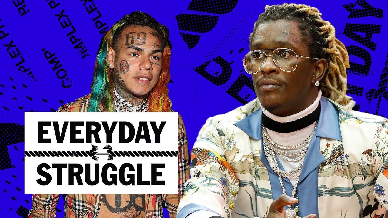 Scott Storch vs Mannie Fresh, Is Young Thug a Pioneer? Joyner Lucas 'ADHD' Album | Everyday Struggle