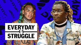 Scott Storch vs Mannie Fresh, Is Young Thug a Pioneer? Joyner Lucas 'ADHD' Album | Everyday Struggle