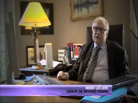Enquetes Criminelles - L'Affaire Richard Roman- L'assassin n'est pas toujours c qu'on croit