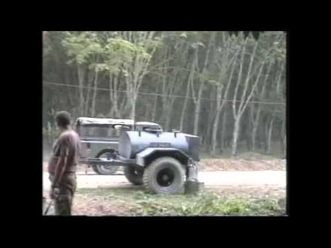 Malaysia 1992 8/9 RAR