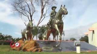 Monumento Cavaleiro das Américas