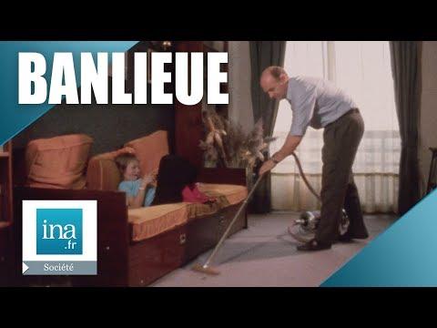 1973 : La vie à la Butte à la Reine à Palaiseau | Archive INA