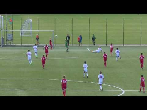 FSF Varpið: Føroyar U15 - BSF Ballerup U15 8-1