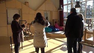 Het Werkbezoek - OBS De Start in De Moer (Langstraat TV)