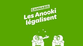 Cannabis - Les Anooki légalisent