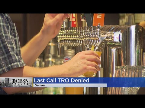Last Call Lawsuit: Judge Rules Against Denver Bar Fighting To Serve Alcohol After 10 p.m.