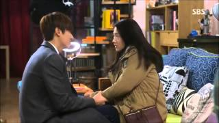 Kim tan and Cha eun sang sweet moments-Your Guardian Angel