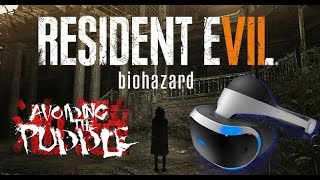 [Playstation VR] Aris Plays Resident Evil 7: The Beginning Hour