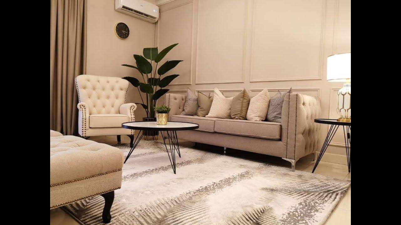 Nzdesign Dekorasi Ruang Tamu Ruang Makan Bilik Tidur Utama Job Deco Shah Alam 1 0 Youtube