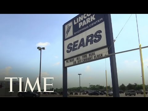 Sears Becomes The Latest Retail Giant To File For Bankruptcy, Suffering From Massive Debt | TIME