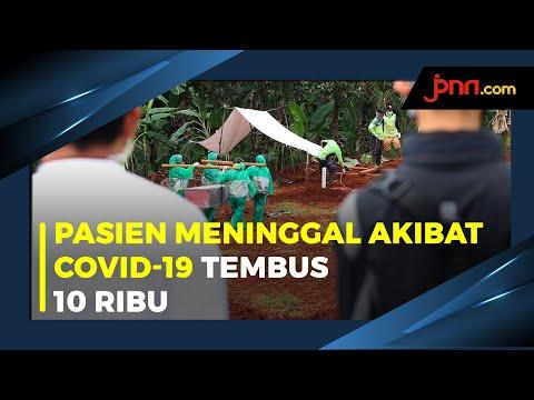 Angka Penambahan Covid-19 Pecah Rekor, Wiku: Jangan Menunggu Sampai 5 Ribu
