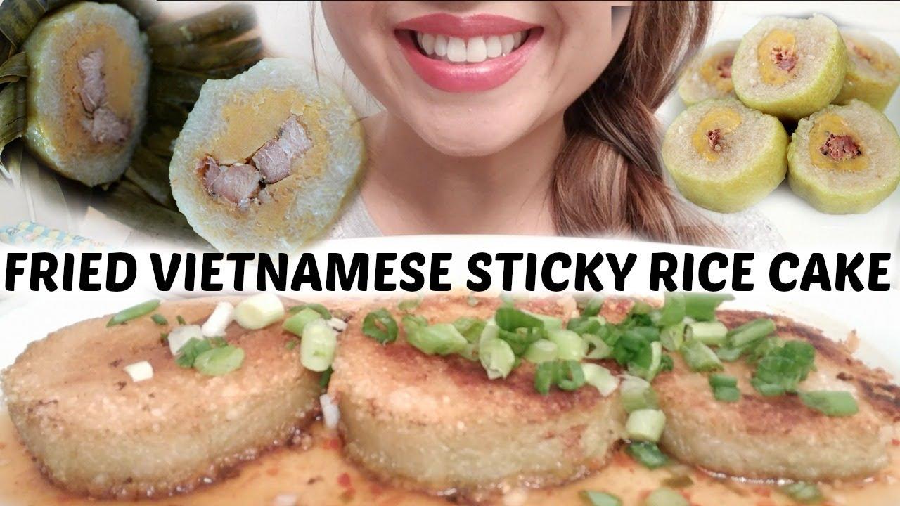 How To Make Vietnamese Rice Cake