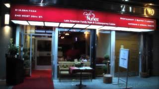 Cafe Nunez - Midtown West - Manhattan, NY