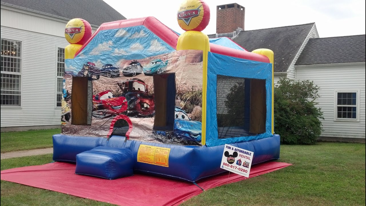 Car Rentals In Ct: Cars CT Bounce House Rental 860-469-2928