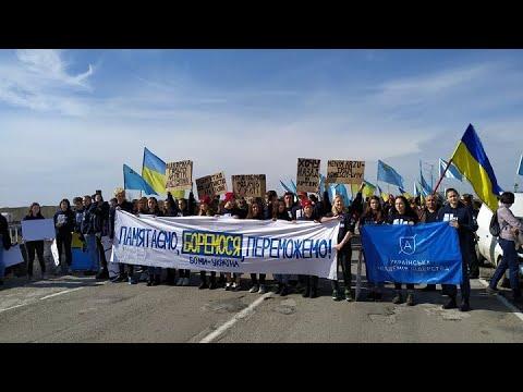 Крым: 6 лет аннексии