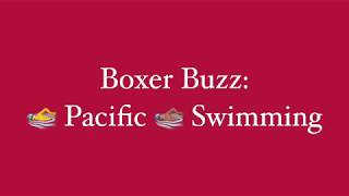 BOXER BUZZ: Pacific Swimming (Oct. 22, 2018)