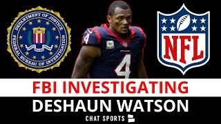 Deshaun Watson FBI Investigation: Feds Join Houston Police In Case Against Star Texans QB - Details