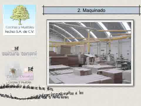 Proceso fabricaci n muebles de madera youtube for Fabrica de muebles de madera
