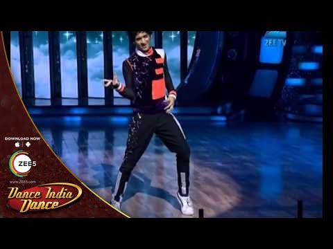 Dance India Dance Season 4  February 08, 2014 - Sumedh's Performance