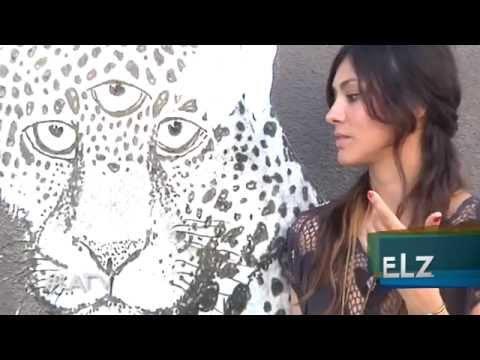 Be What you Dream. Diana Garcia's tastical Art  En La Zona
