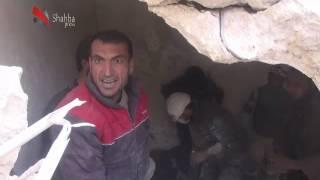 شهبا برس || حي طريق الباب | مواطن يوجه رسالة للعرب و للنظام الذي يقصف المدنيين