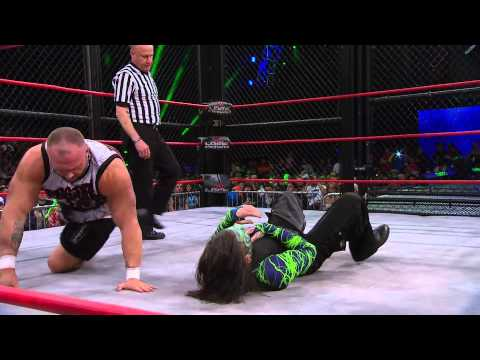 Lockdown 2013: Bully Ray vs. Jeff Hardy