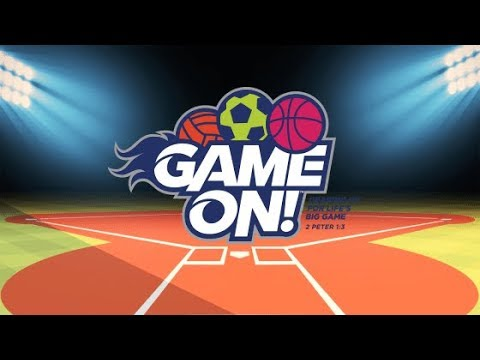 GAME ON! - Theme (Lyrics)