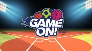 GAME ON! - Theme (Lyrics)