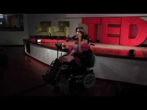 The right to independence: Tania Bocchino at TEDxTrieste Simply Different - Disabilities