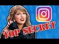 Taylor Swift Has A Secret Instagram Account?!?