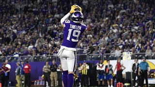 #33 Adam Thielen (WR, Vikings)   Top 100 Players of 2019   NFL REACTION!!!