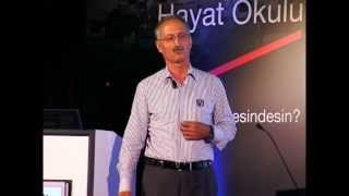 School of life - the best taxi driver: İhsan Aknur at TEDxAlsancak