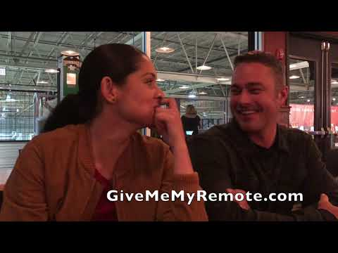 CHICAGO FIRE: Taylor Kinney and Miranda Rae Mayo on Severide and Stella's Relationship