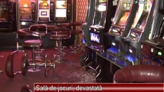 Sala de jocuri devastata 12.11.2012