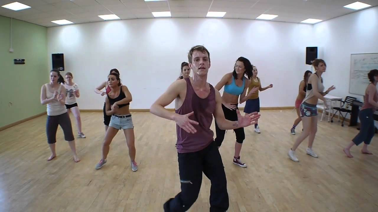 Learn rock dance steps