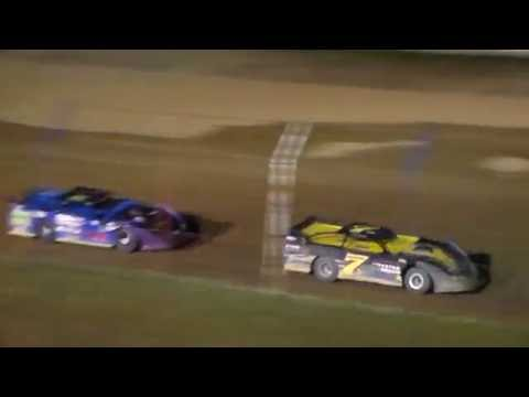 Dog Hollow Speedway - 8/5/16 Crate Late Model Feature Race