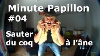 Minute papillon #04 - Le coq à l