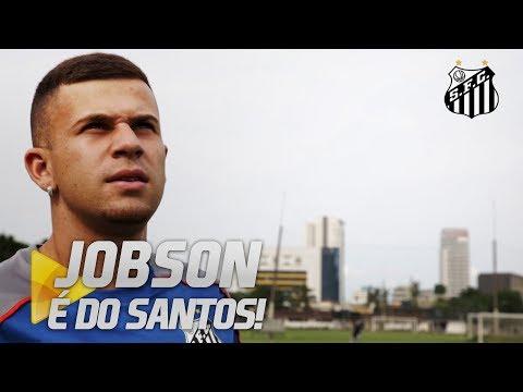 O MENINO DA VILA TÁ DE VOLTA PRA CASA: JOBSON É DO SANTOS!