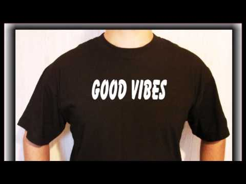 SUE'S CREW PRINTING GOOD VIBES T-SHIRT'S DELIVERY CHICAGO'S SOUTH WEST SUBURBS.