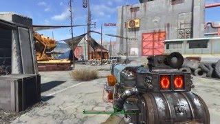 PS4 - Fallout 4 Collecting Legendary Items Part 6