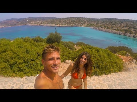 Sailing around Chios Island! (Sailing with Kukumatz) - Ep. 3
