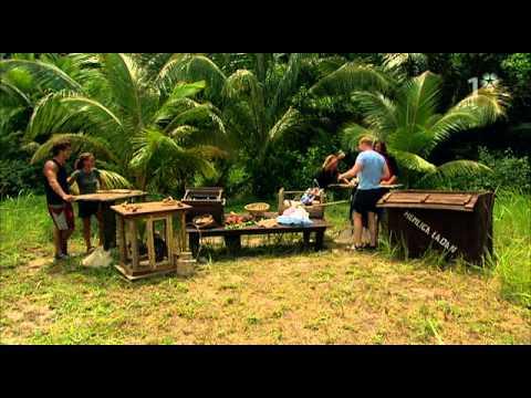 Expedition: Robinson 2003  Avsnitt 5