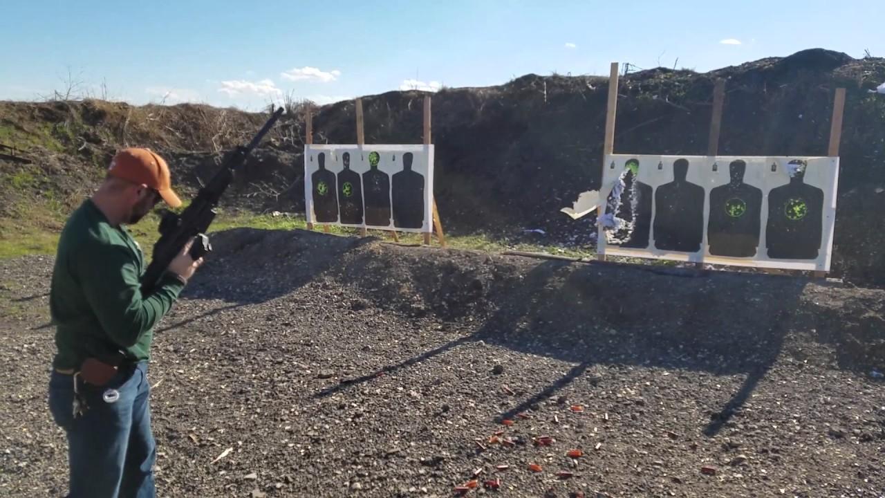 JTS AK12 Shotgun