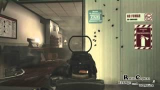 """Call of Duty Ghosts Erfolg/Trophäe """"Kinderspiel"""" Gemeinschaftsraum stürmen - Veteran - Ohne Schaden"""