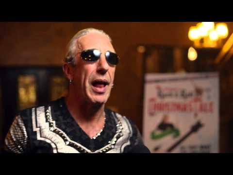 """Dee Snider talks about getting Mark Metcalf in the """"We're Not Gonna Take It"""" video"""