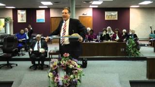Preaching, What is the Holy Ghost going to do